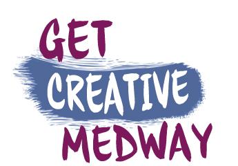 Get Creative Medway logo